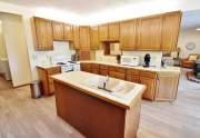 New kitchen flooring, 2021