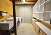 Laundry / storage