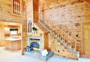 1.5 story home, gas fireplace