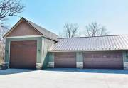 2,575 square feet of garage space