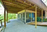 Screened porch / storage