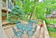Multi-level Decking Provides Ample Entertaining Space