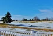 4 BD, 3 BA on Oak Run's Golf Course