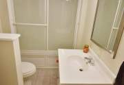 Guest bath, basement