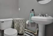 Bath and Laundry Combo