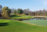 Beautiful View on Golf Course