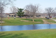 Gofl Course View of Clubhouse