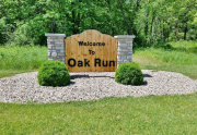 Oak Run is a short drive from Peoria, Galesburg and the Quad Cities